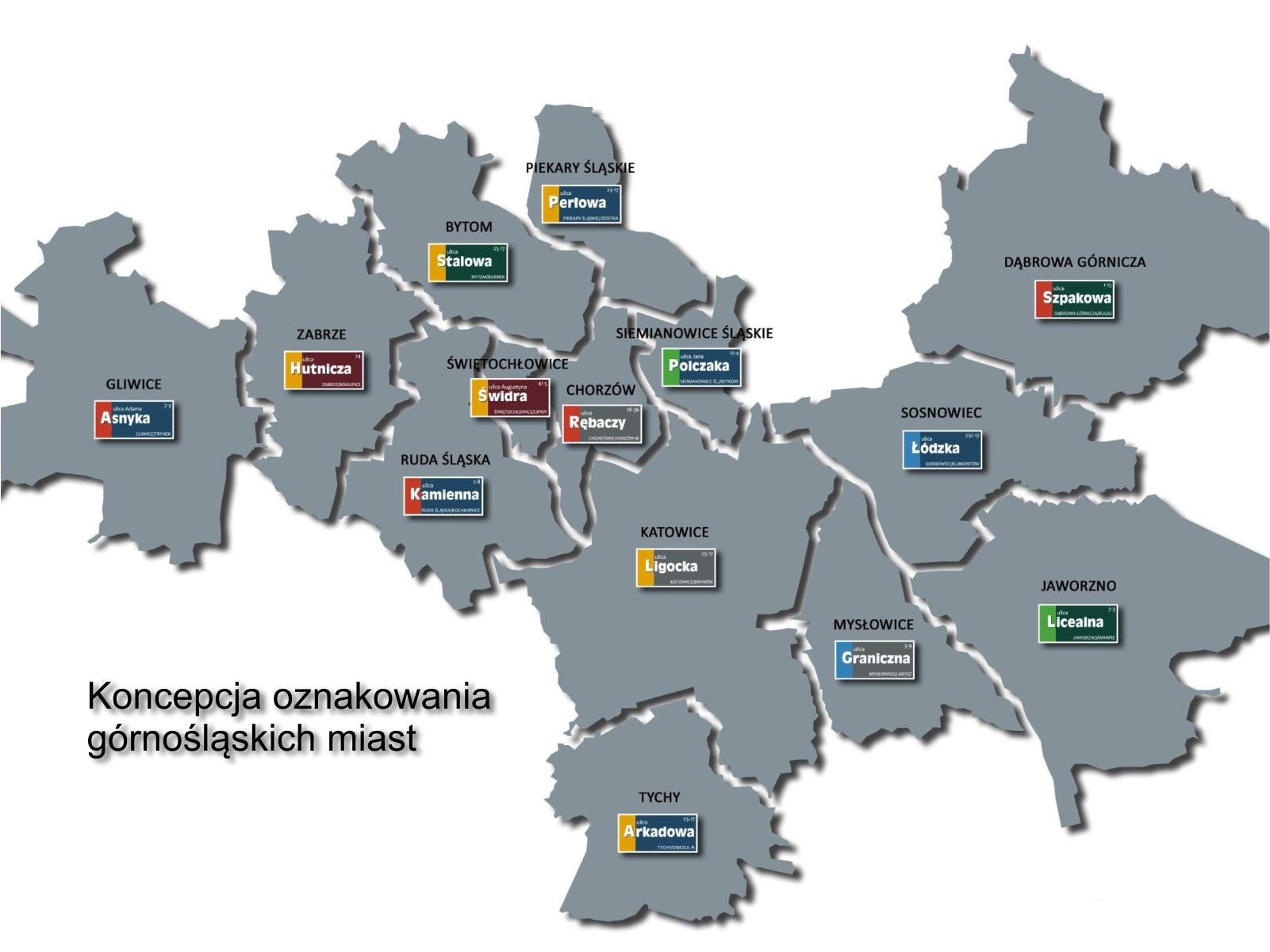 system informacji miejskiej GZM