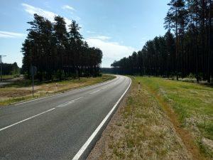 Projekt drogowy obwodnicy Rzepina